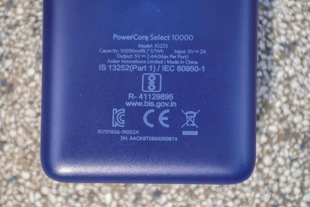 PowerCore Select 10000: Pin dự phòng giá học sinh! - Ảnh 5.
