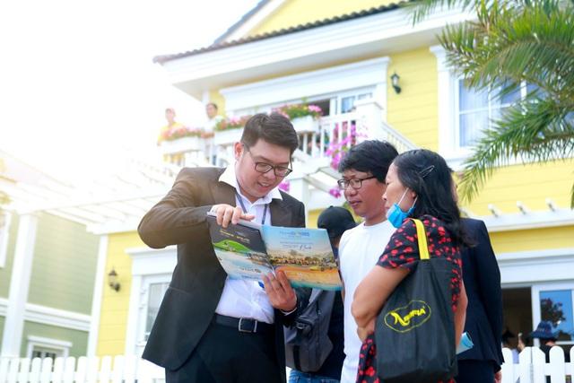 Novaworld Phan Thiet đón hàng ngàn khách hàng đầu tiên tham quan dự án - Ảnh 5.
