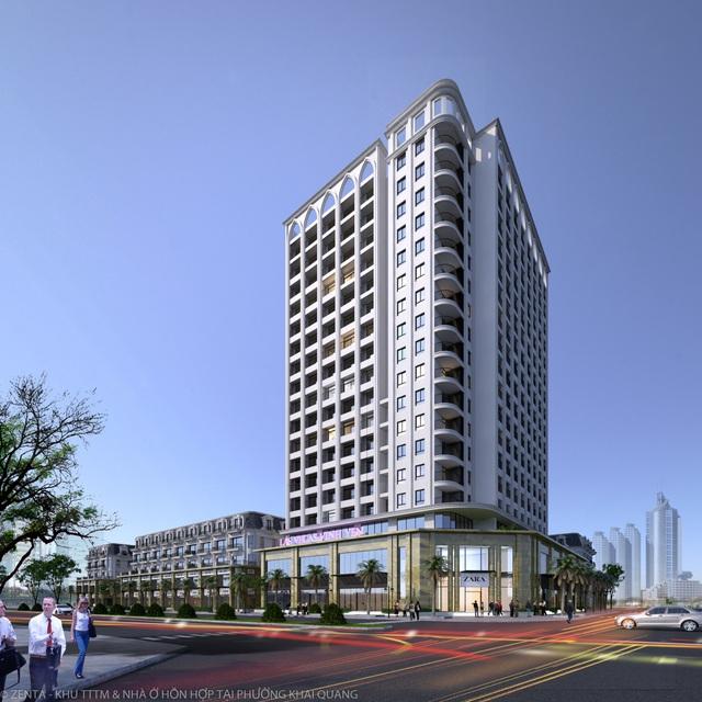 Nhà phố Shophouse Anh Đào – Điểm thu hút đầu tư và kinh doanh tại thị trường Vĩnh Yên - Ảnh 1.