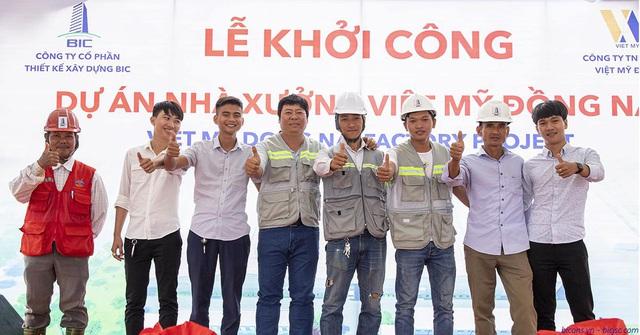 Công ty CP thiết kế xây dựng BIC khởi công xưởng gỗ Việt Mỹ Đồng Nai - Ảnh 4.