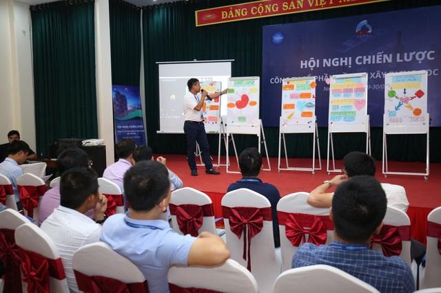 Ứng dụng phương pháp Đồng hợp Malik để xây dựng chiến lược cho GDC Hà Nội - Ảnh 4.