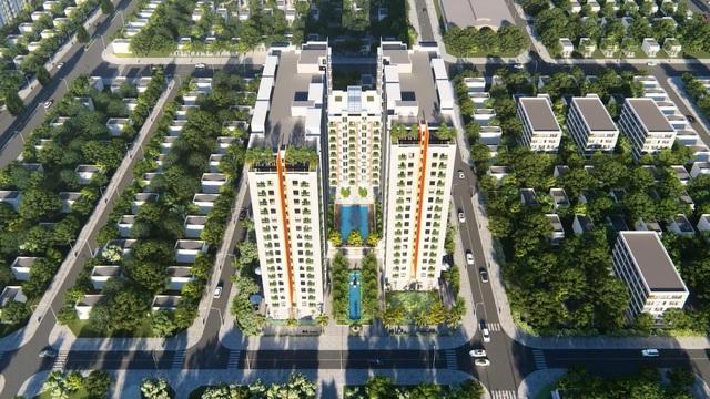 Công bố 3 tầng đẹp nhất dự án và shophouse thương mại Osimi Phú Mỹ - Ảnh 1.