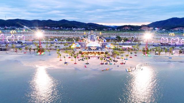 Bất động sản nghỉ dưỡng Phương Đông Vân Đồn thu hút đầu tư - Ảnh 1.