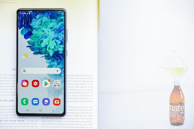 Galaxy S20 FE - chiếc smartphone đúng là sinh ra để dành cho các fan muốn tìm kiếm sự đột phá - Ảnh 2.