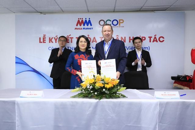 MM Mega Market tạo cơ hội kết nối tiêu thụ các sản phẩm OCOP - Ảnh 2.