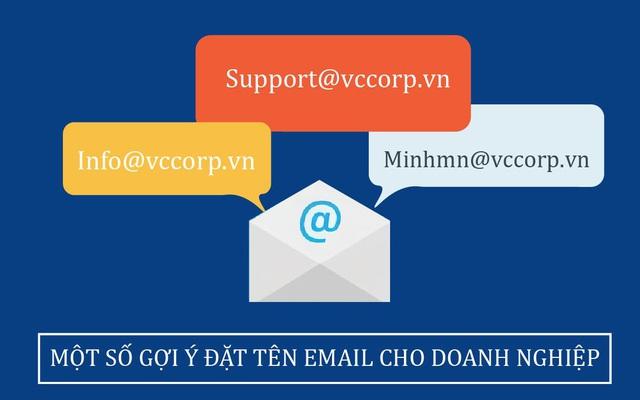 3 quy tắc sống còn khi sử dụng email doanh nghiệp - Ảnh 1.