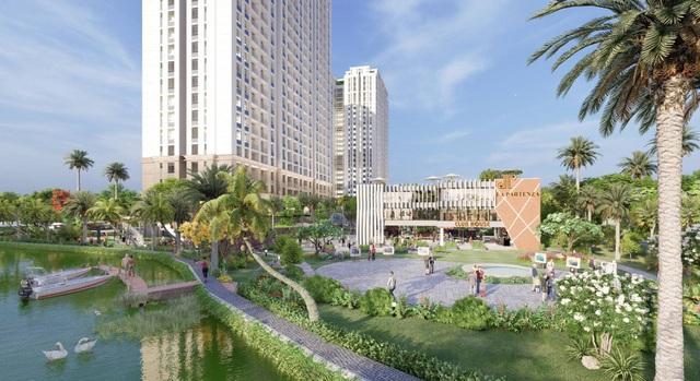 Cơ hội sở hữu căn hộ view sông tại Nam Sài Gòn - Ảnh 1.