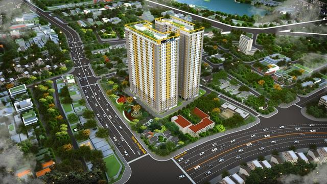 Bcons hợp tác với MB hỗ trợ thanh toán cho khách mua căn hộ Bcons Plaza - Ảnh 1.