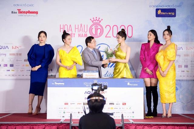 BYTENEXT ký thỏa thuận cung cấp nền tảng bình chọn độc quyền cho Hoa Hậu Việt Nam 2020 - Ảnh 1.