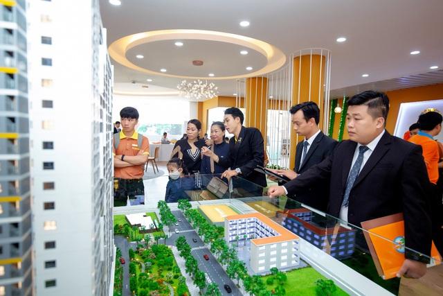 """Bất động sản Thuận An """"rộng đường"""" bứt phá nhờ hạ tầng đồng bộ - Ảnh 1."""