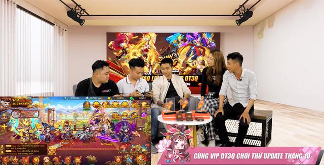 Danh Tướng 3Q không hổ danh là tựa game cưng chiều người chơi nhất nhì làng game Việt - Ảnh 3.