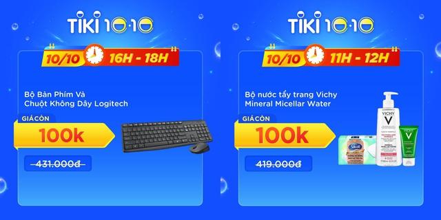 Ngày cuối rinh ngay hàng công nghệ chỉ từ 10K tại Tiki - Ảnh 2.