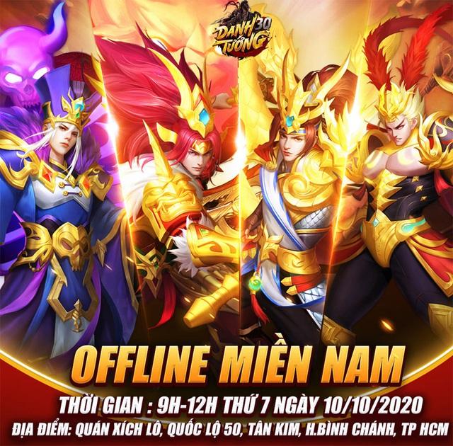 Danh Tướng 3Q không hổ danh là tựa game cưng chiều người chơi nhất nhì làng game Việt - Ảnh 4.