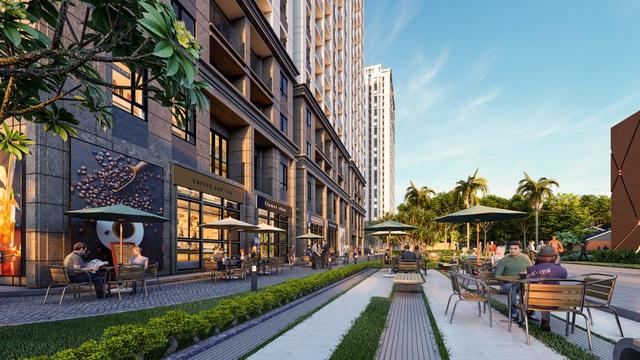 Cơ hội sở hữu căn hộ view sông tại Nam Sài Gòn - Ảnh 3.