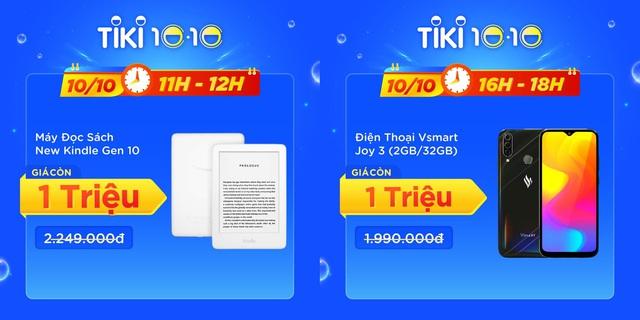 Ngày cuối rinh ngay hàng công nghệ chỉ từ 10K tại Tiki - Ảnh 4.
