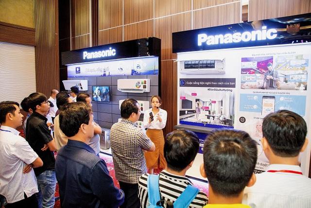 Panasonic Việt Nam tăng cường đào tạo cho nhân viên đại lý - Ảnh 1.