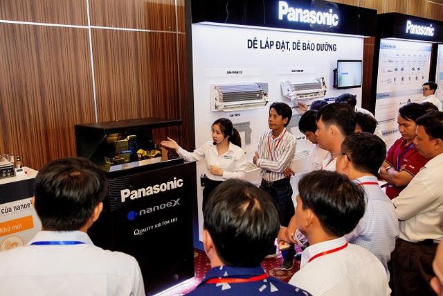 Panasonic Việt Nam tăng cường đào tạo cho nhân viên đại lý - Ảnh 2.