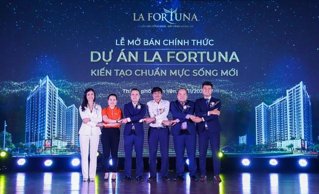 Chính thức mở bán Dự án chung cư cao cấp La Fortuna - Ảnh 1.