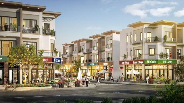 Bốn khu phố thương mại làm nên diện mạo FLC La Vista Sadec - Ảnh 1.