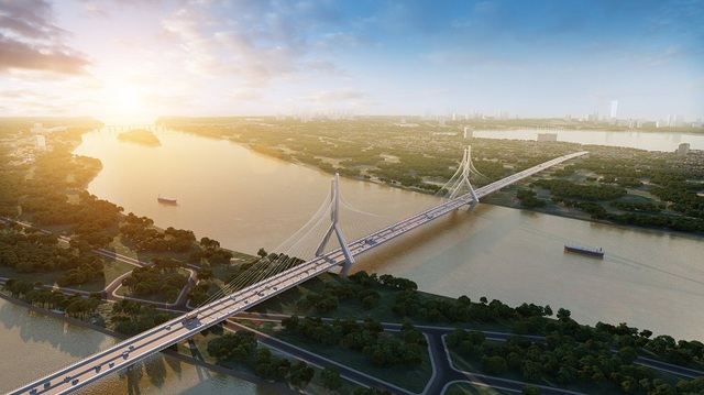 Bất động sản Đông Hà Nội 'thăng hạng' nhờ hạ tầng - Ảnh 2.