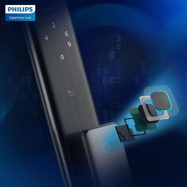 Khóa cửa thông minh Philips chính thức phân phối chính hãng tại Việt Nam - Ảnh 2.