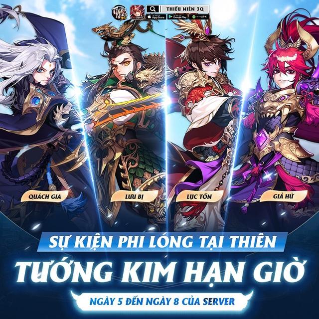 """Game thủ Việt đồng loạt gửi lời chúc mừng khi Thiếu Niên 3Q """"on Top"""" thịnh hành - Ảnh 5."""
