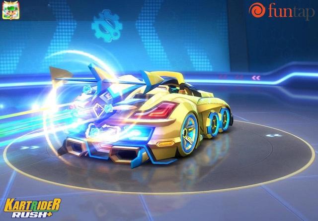 """Game thủ ngạc nhiên khi KartRider Rush+ có tới 7 chế độ đua khác nhau khiến anh em """"bánh cuốn"""" - Ảnh 5."""