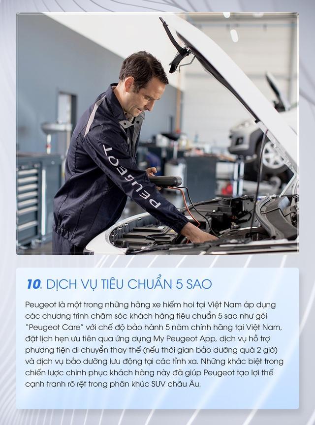 10 lý do Peugeot 5008 trong tim người dùng Việt - Ảnh 10.