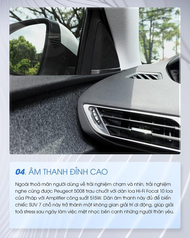 10 lý do Peugeot 5008 trong tim người dùng Việt - Ảnh 4.