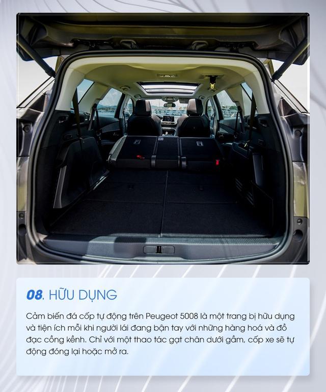 10 lý do Peugeot 5008 trong tim người dùng Việt - Ảnh 8.