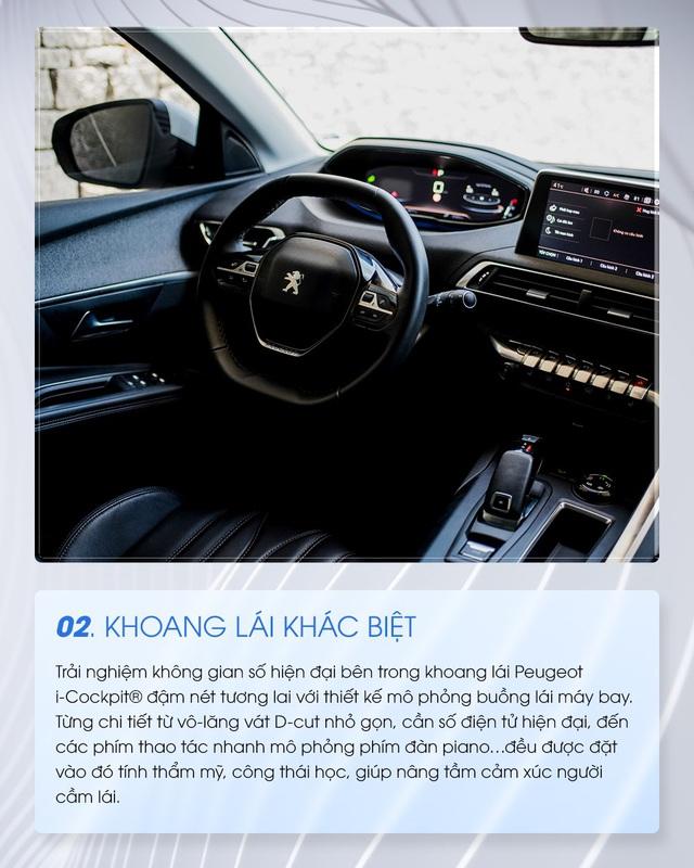 10 lý do Peugeot 5008 trong tim người dùng Việt - Ảnh 2.