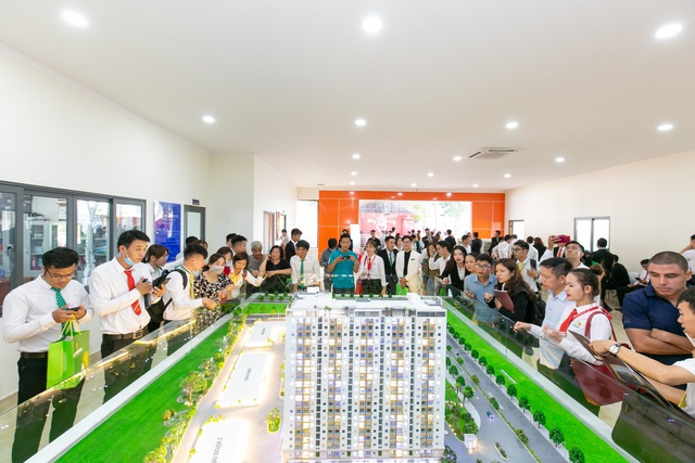 Cơ hội gia tăng lợi nhuận khi đầu tư vào dự án Legend Complex - Ảnh 1.