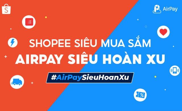 Người dùng AirPay bắt ngay cơ hội săn deal 1K cùng voucher giảm 100K trên Shopee, duy nhất ngày 11.11! - Ảnh 1.