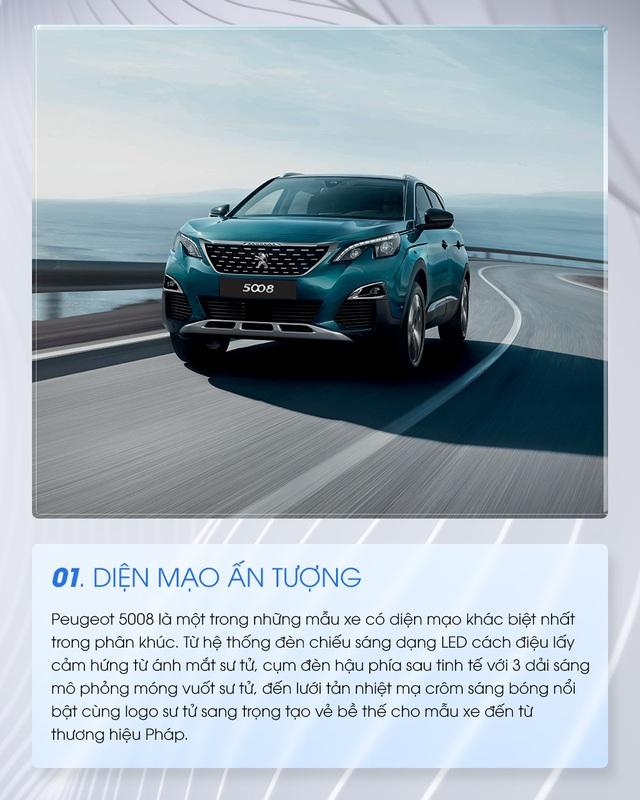 10 lý do Peugeot 5008 trong tim người dùng Việt - Ảnh 1.