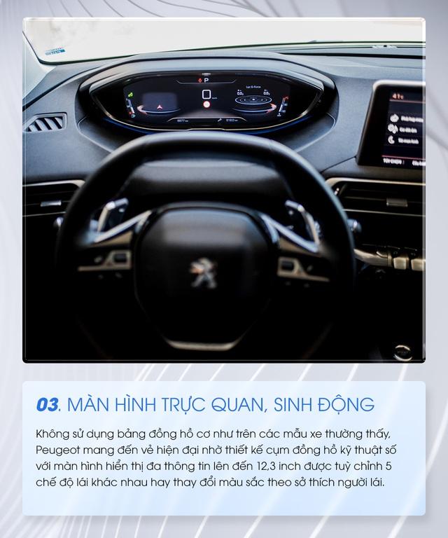 10 lý do Peugeot 5008 trong tim người dùng Việt - Ảnh 3.
