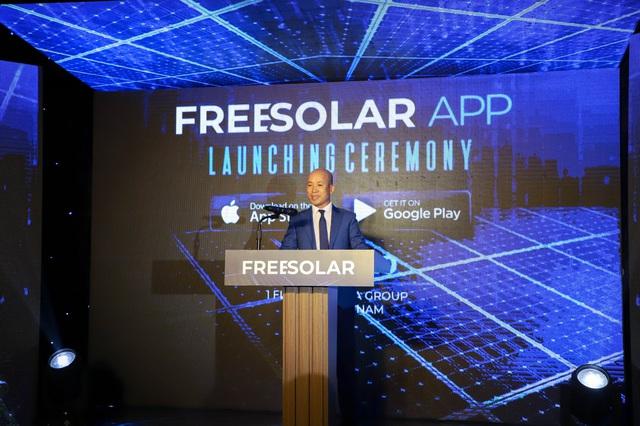 Ra mắt ứng dụng Freesolar: Tạo cơ hội kinh doanh điện mặt trời áp mái - Ảnh 1.