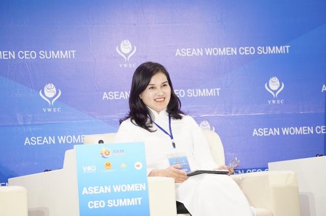 Hội nghị thượng đỉnh doanh nhân nữ ASEAN và các nữ tướng Việt - Ảnh 3.