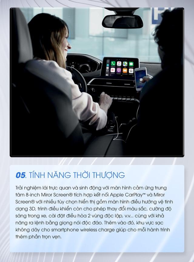 10 lý do Peugeot 5008 trong tim người dùng Việt - Ảnh 5.