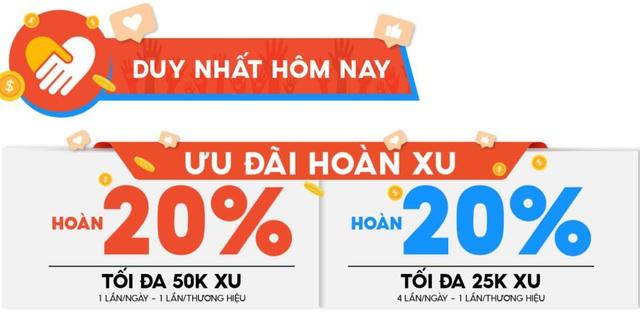 Người dùng AirPay bắt ngay cơ hội săn deal 1K cùng voucher giảm 100K trên Shopee, duy nhất ngày 11.11! - Ảnh 3.