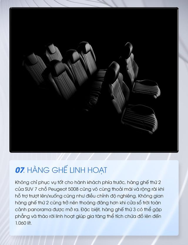 10 lý do Peugeot 5008 trong tim người dùng Việt - Ảnh 7.