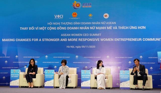 Hội nghị thượng đỉnh doanh nhân nữ ASEAN và các nữ tướng Việt - Ảnh 2.