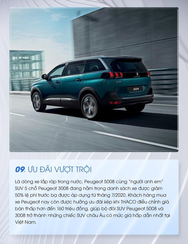 10 lý do Peugeot 5008 trong tim người dùng Việt - Ảnh 9.