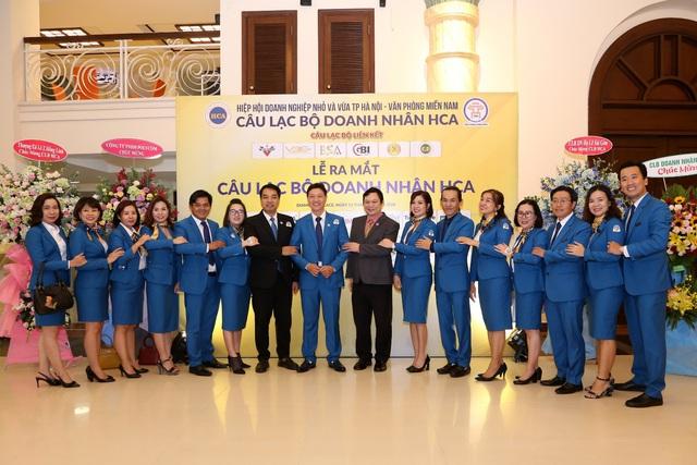 Ra mắt CLB Doanh Nhân HCA – Xây dựng cộng đồng doanh nghiệp vươn tầm đạt chuẩn thương hiệu Quốc Gia - Ảnh 1.