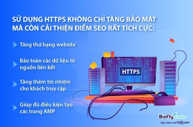 Tự động chuyển hướng HTTP sang HTTPS, tối ưu thêm điểm SEO website ngay với giải pháp này - Ảnh 1.
