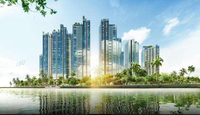 Sắp bàn giao tòa tháp đầu tiên của Sunshine Group tại Sài Gòn - Ảnh 9.