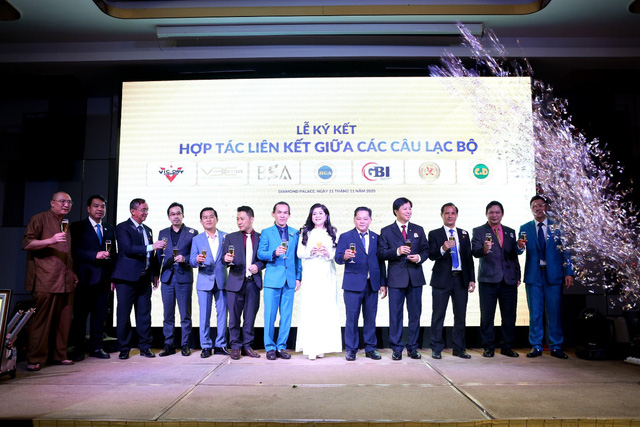 Ra mắt CLB Doanh Nhân HCA – Xây dựng cộng đồng doanh nghiệp vươn tầm đạt chuẩn thương hiệu Quốc Gia - Ảnh 3.