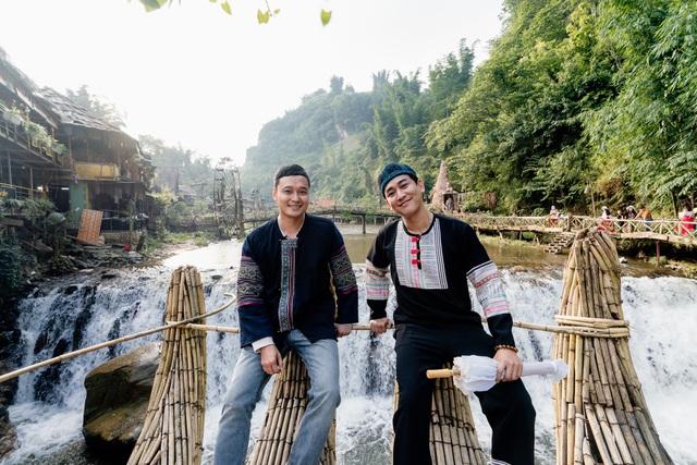 Quang Vinh rủ Hứa Vĩ Văn chinh phục nóc nhà Đông Dương - Ảnh 6.