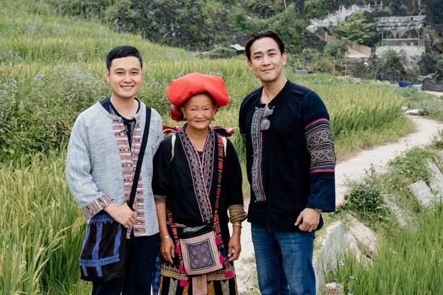 Quang Vinh rủ Hứa Vĩ Văn chinh phục nóc nhà Đông Dương - Ảnh 7.