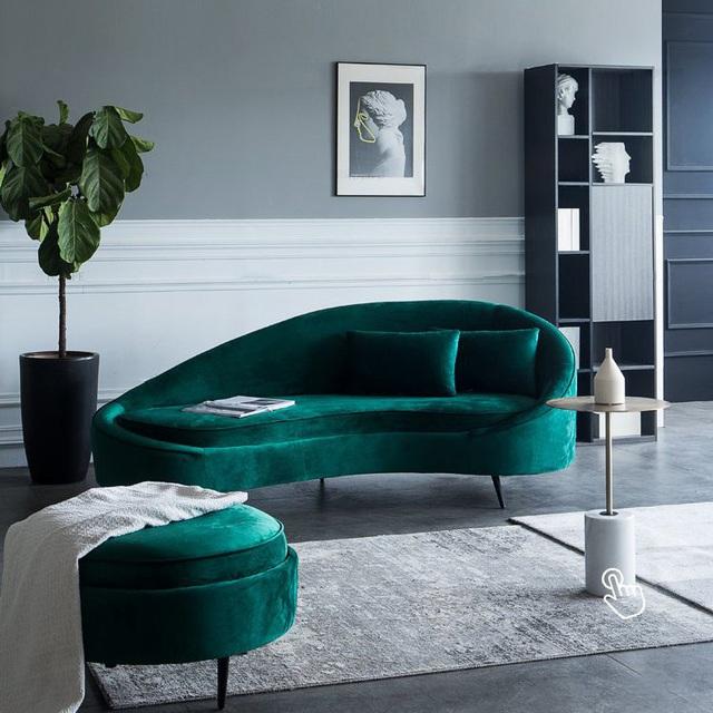 Bất bình thường - vẻ đẹp thách thức tiêu chuẩn thẩm mỹ trong thiết kế nội thất - Ảnh 1.