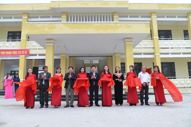 BSR tài trợ Trường Tiểu học Văn Thanh Tùng (Quảng Nam) - Ảnh 1.